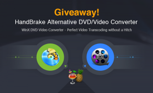 [Giveaway] – WinX DVD/Video Converter With Feature Key