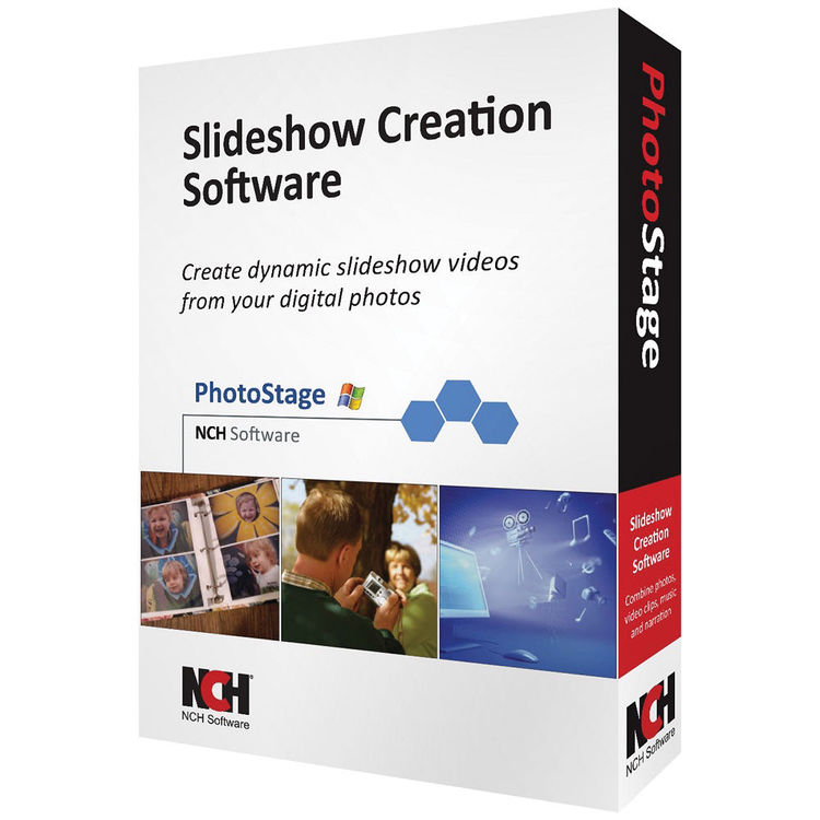 PhotoStage Slideshow Producer Professional