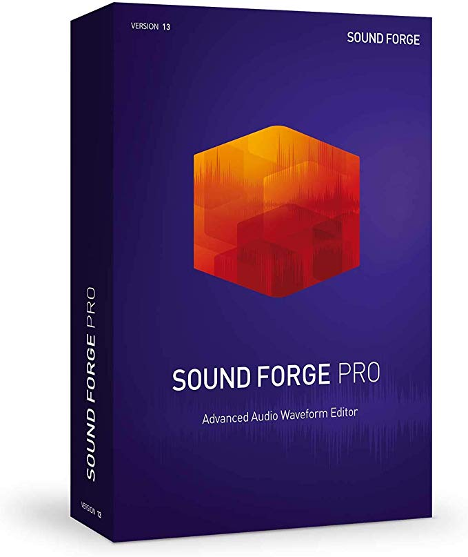 Sound Forge Pro Crack & Serial Number 2020 Full Free Download