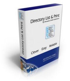 Directory List and Print Pro Patch
