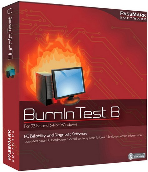 Passmark BurnInTest Professional Crack