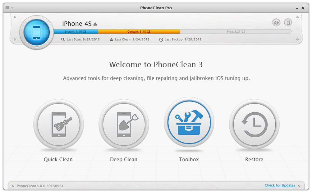 iMobie PhoneClean Pro 5.5.0 Crack - Windows Activation Key