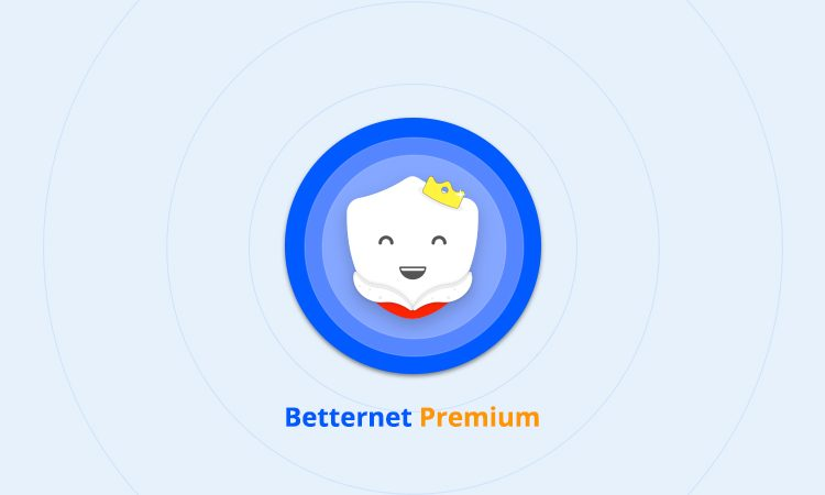 Betternet VPN Premium Crack