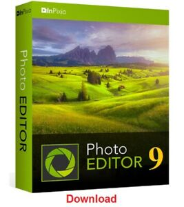 InPixio Photo Editor Crack