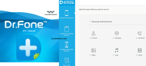 WonderShare Dr.Fone Crack & Registration Code 2020 [Latest]